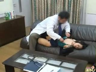 Old Doctor Violates Teen Girl Under Hypnosis At His Office