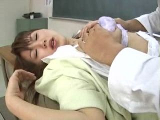 Hot MILF Teacher Gets Fucked In Classroom By Student