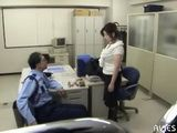 Teen Caught Stealing Gets Fucked In Police Station For Punishment