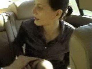 Young Boss Fucking Secretary In Car