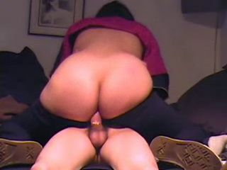 Chubby Teen Rides Her Boyfriends Cock With Clothes On While Parents Are In Other Room