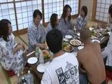 Friendly Dinner Turns Into a Mass Orgy