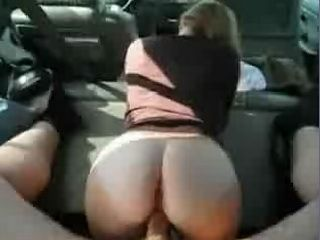Amateur Cuckold Wife Fucked In Car At Graveyard