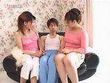 Two Moms Breastfeed Boy