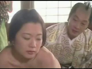 Japanese Prince and Concubines