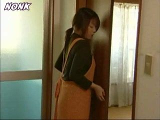Japanese Housewife Hard Fucked By Neighbor