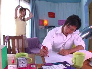 Teenager Students Which Supose To Study Together Makes Afternoon More Interesting