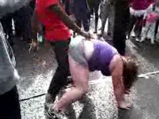 Dirty Dance Ugly Fat Girl