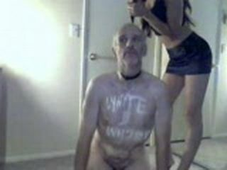 White Slave Incredibly Humiliating By Fem Dom