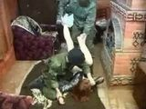 Soldiers Brutally Rape Home Alone Enemy Woman