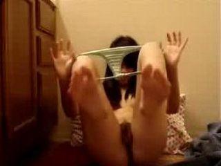 Horny Asian Webcam Slut