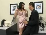 naughty office lola banks