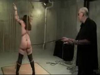 Bound to Bamboo And Getting A Caning