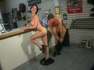 Secretary Ass Is Ready For Her Boss