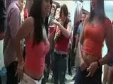 Sorority Sisters Covered In Sticky Cumshots