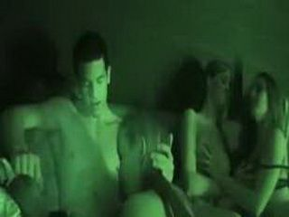 Night Vision Spring Break College Party