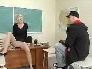 My First Sex Teacher - Mrs. Carolyn Reese