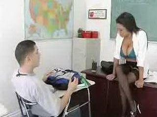 My First Sex Teacher - Mrs Alexis Silver