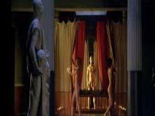 Celeb Viva Bianca nude big bare breasts in spartacus