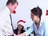 Naughty Office - Sandra Romain & Renee Richards