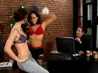 naughty office - faith leon and arielle alexis