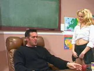 Shy Teachers Pet - Violet
