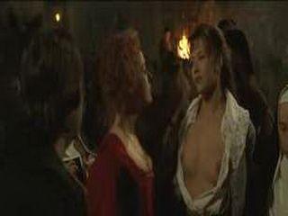Celeb sophie marceau nude boob flashing big breasts
