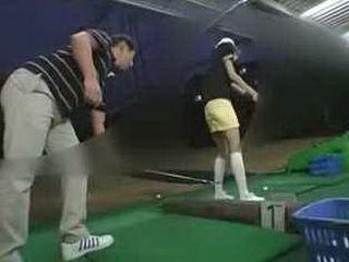 Golf trainer 3