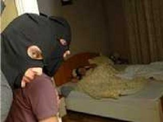 Masked Robbers Decide To Take More Than Money