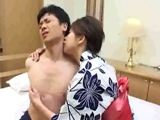 Japanese Wife Had No Moral At All - She Decide To Fuck Sisters Husband