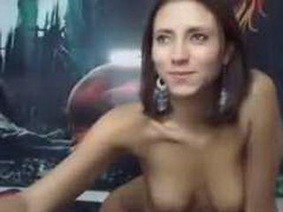 Hot Webcam Slut Nice Pussy Close Up