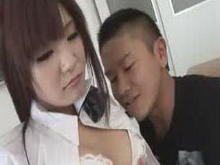Sweet Poor Japanese Schoolgirl Abused In A Classroom