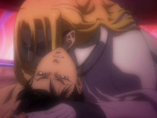 Anime gay having hardcore anal sex
