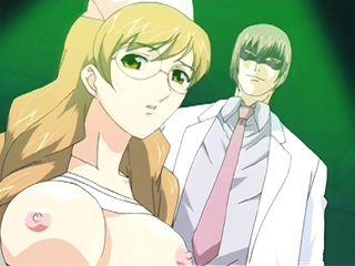 Bondage hentai nurse with bigtits having sex with doctor