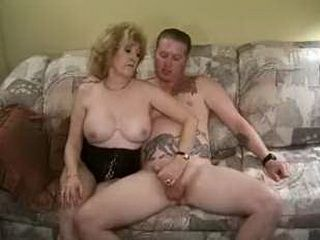Mature Hooker Fucked By Younger Man