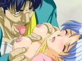 Hentai coed hard fucked wetpussy in the roof