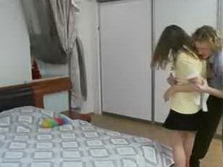 Russian Maid Anal Fucked By Hotel Guests