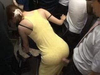train groping
