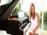 The Piano Lesson Solo Girl