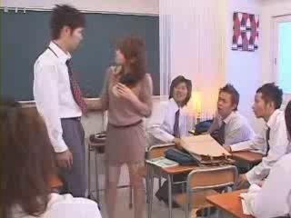 Karen Kisaragi - Karen Invite You A Teaching Pardise 1