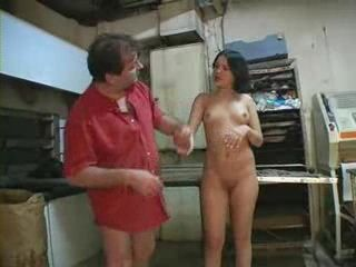 Teen Babysitter Knows How To Convince Daddy To  GIve Her Raise