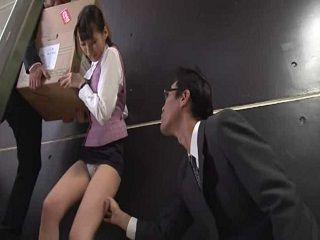 Japanese Girl Should Wear Longer Skirt