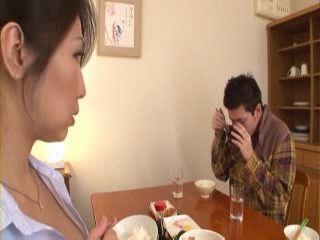Horny Mom Attacks Son's Best Friend