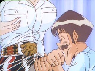 Hentai doctor sucking shemale anime bigcock