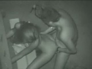 Sex on night vision camers