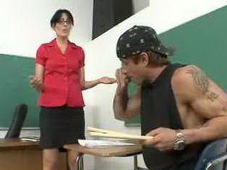 my first sex teacher - mrs zoe