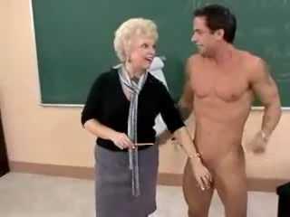 Mature Teacher Attack And Fuck Her Art Model