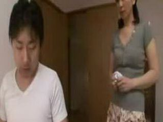 Japanese Mother Screwed By Her Stepson