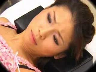 Poor Japanese Molested At Gynecologist