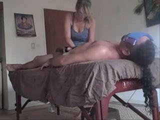 Massage Dickflash